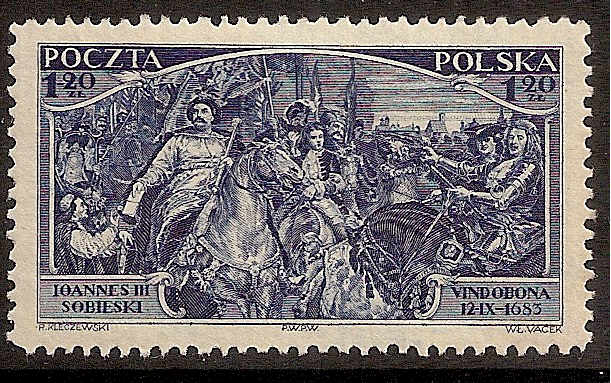 Covers Poland Scott 278