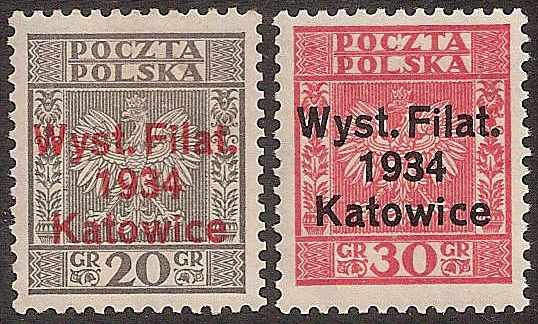Covers Poland Scott 280-1