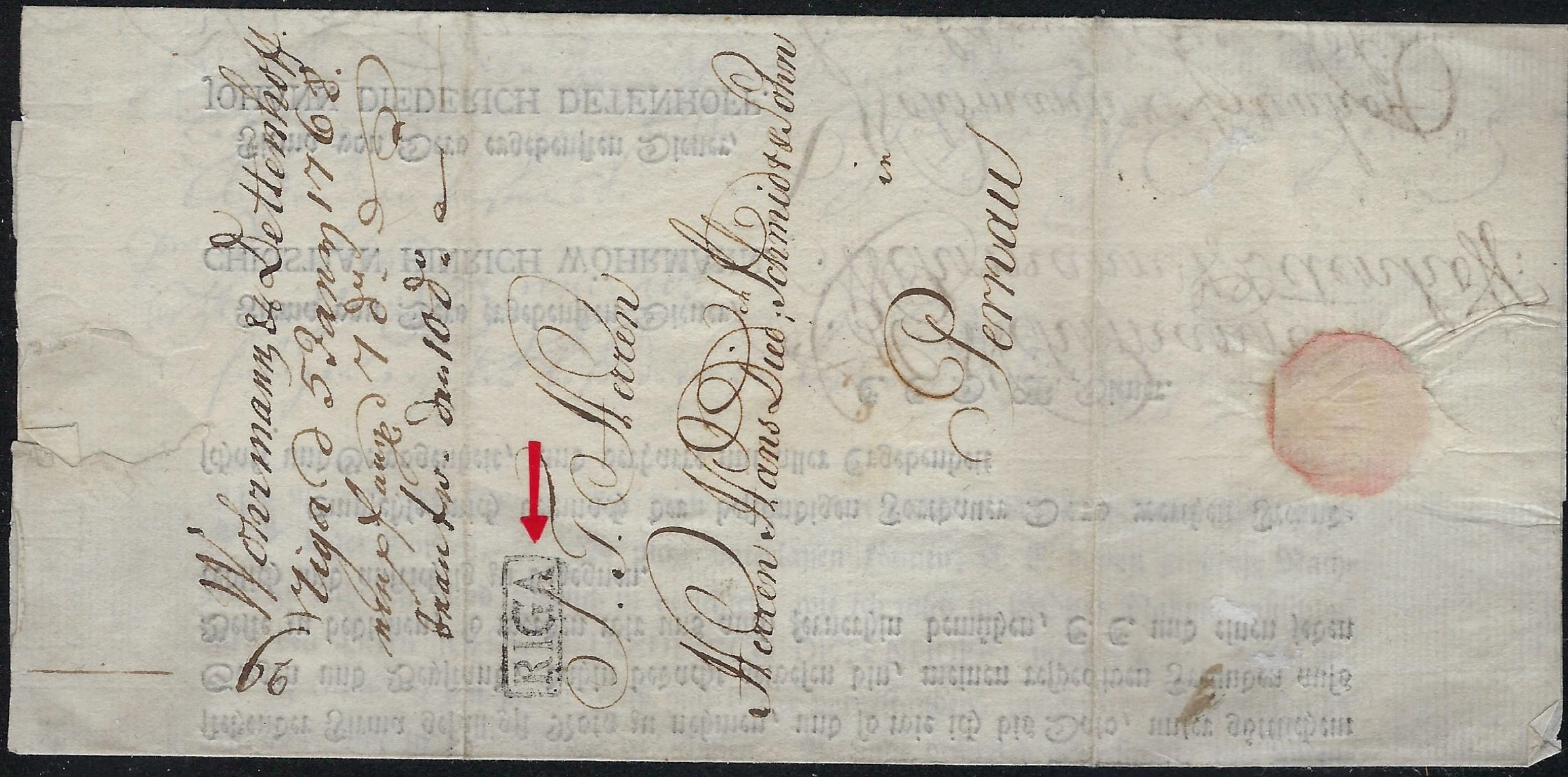 Russia Postal History - Stampless Covers Scott 3001768