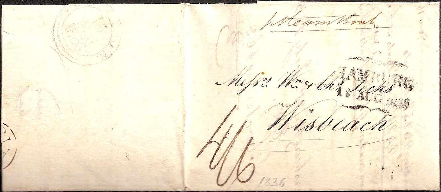 Russia Postal History - Shipmail SHIP Mail